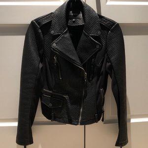 BNCI faux leather jacket